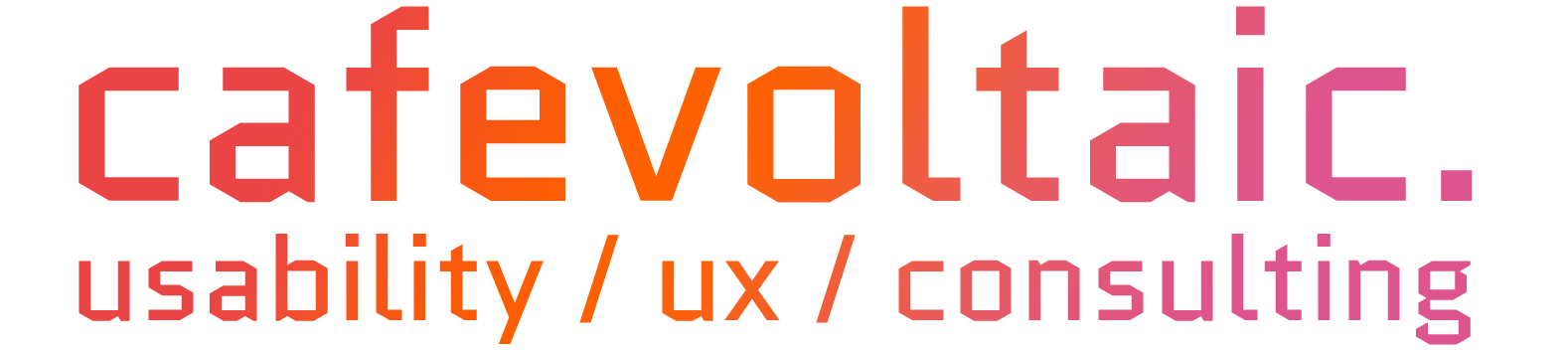 UX design & usability analytics agency in Lithuania - Cafe Voltaic